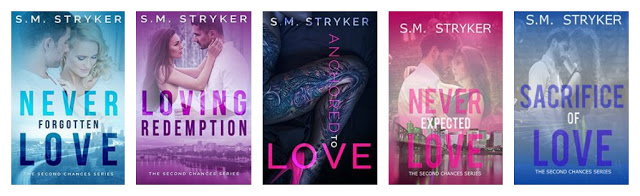 Books By SM Stryker